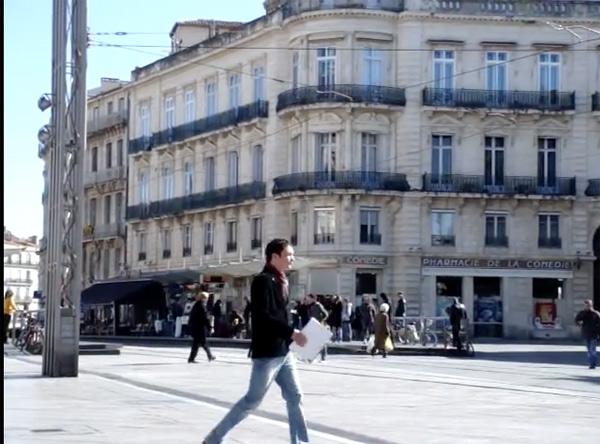 Indiscrétions nouvelle série Montpellier sur France Télévisions !