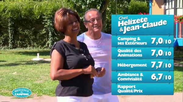 Les notes d'Helizete et Jean Claude sur TF1