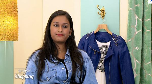 Mindula gagnante Les reines du shopping : robe de soirée et glamour !