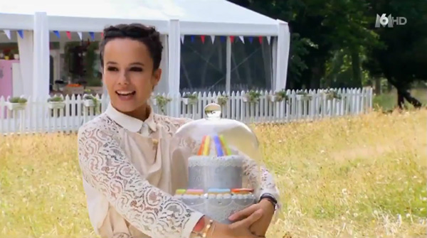 Alizee gagnante Le meilleur pâtissier célébrités : vos avis et réactions