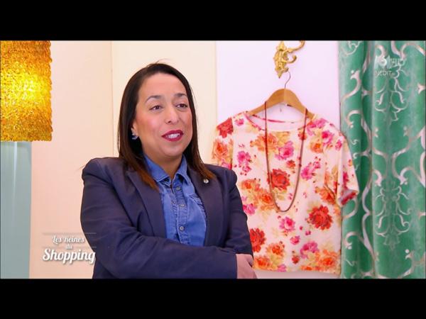 Vos avis sur Amina dans les reines du shopping : vous aimez ?