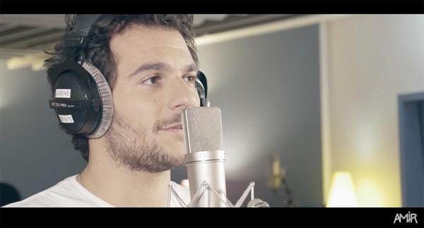 Amir le gagnant de la chanson de l'année 2016 avec J'ai cherché : c'est le tube du moment !