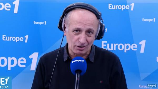 Stop à Europe 1 midi avec Apathie et Switek ? Jean Michel Apathie le départ d'Europe 1 ?