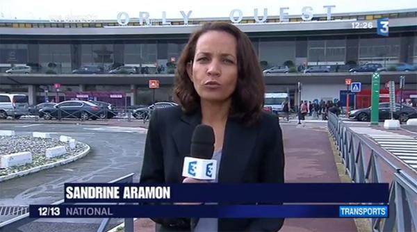 Sandrine Aramon le nouveau visage de SOir 3 week end à la rentrée 2016