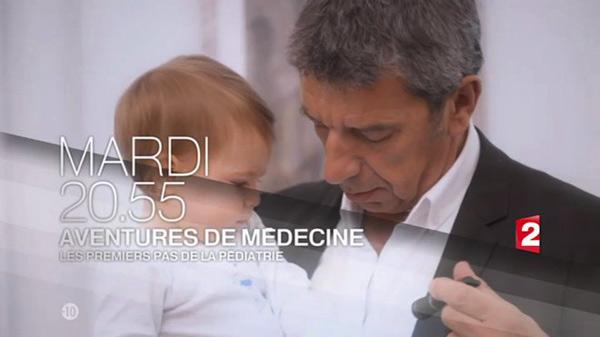Vos avis et commentaires sur Aventures de médecine : la pédiatrie sur France 2