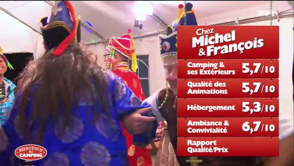 Vos avis sur le camping de Michel et François : peuvent-ils gagner ?
