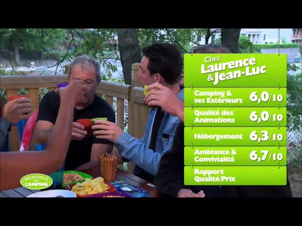Les notes du camping de Laurence et Jean Luc de #bienvenueaucamping