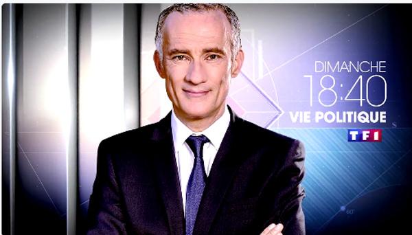Gilles Bouleau bon journaliste interviewer dans Vie Politique ?