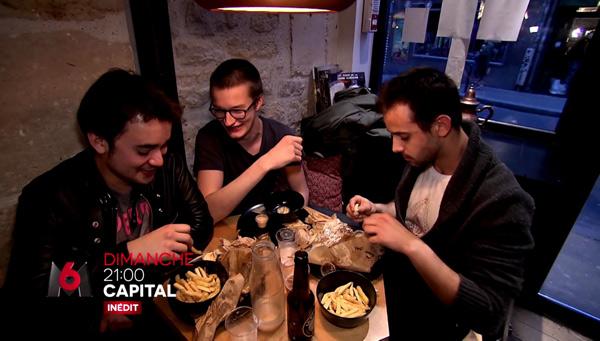 Vos avis sur le magazine Capital sur 24/06/2016 sur les snacking