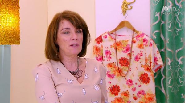 Avis et commentaires sur Corinne dans les reines du shopping