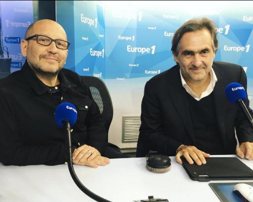 Vos réactions sur l'interview de Thierry Demaizière de Jean Pierre Bernes dans 7 à 8  (en photo aussi le producteur Sept à Huit, Emmanuel Chain)