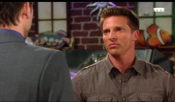 Dylan inquiet de la maladie de Connor son fils à moins qu'Adam révèle la vérité ?
