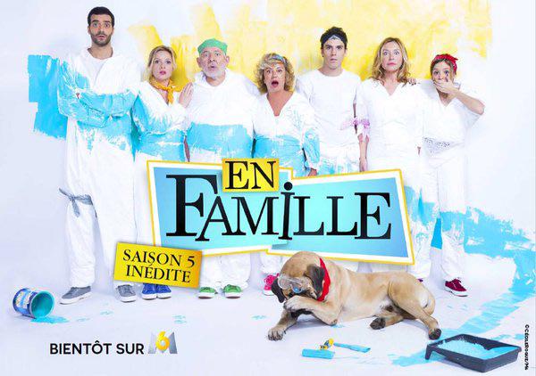 Ce qui vous attend dans En famille saison 5 sur M6 pour l'été 2016