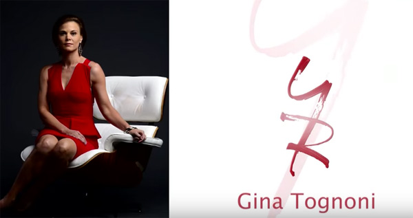 Voici la nouvelle actrice Gina Tognoni qui remplace Michelle Stafford dans les feux de l'amour