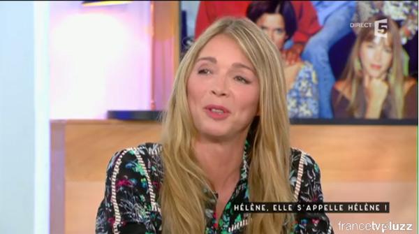 Vos réactions sur Hélène Rolles dans C à vous le 06/06/2016