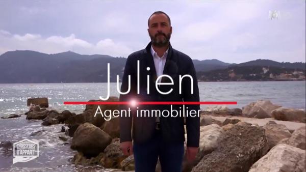 Vos avis sur Julien l'agent immo de Toulon dans #chasseursdappart