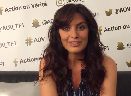 Vos avis sur Laetitia Milot dans Action ou vérité sur TF1 le 24 juin 2016