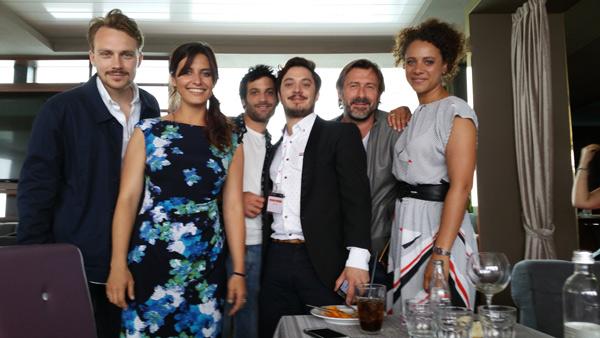 Vos avis sur la saga La vengeance aux yeux clairs de TF1 : ça vous plait ? / Photo twitter