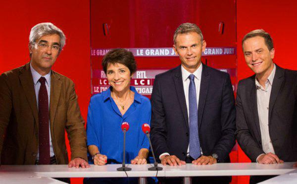 Le Grand Jury LCI - RTL sera avec Olivier Mazerolle à la rentrée !