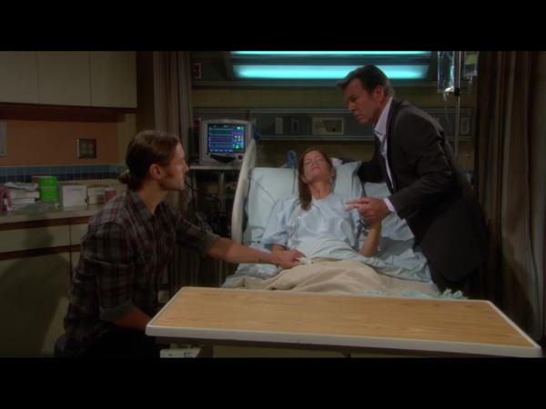 Phyllis avec Avery et Jack  : prêts à aller au procès ?