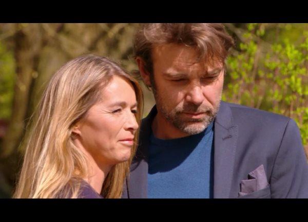 Hélène et Nicolas l'amour au rendez vous... ça continue !