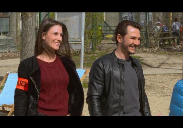 Stéphanie et Anthony complotent sur leurs amours !