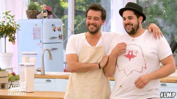 Les gagnants de l'épisode 2 Le meilleur pâtissier célébrités #LMP