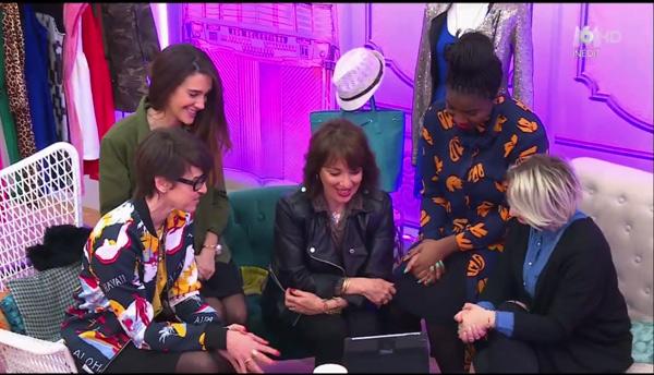 Les blogueuses mode dans les reines du shopping : quelle est l'adresse de leur blog? en cliquant sur leur prénom vous avez toutes les infos