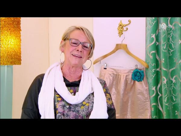 Critiques et commentaires sur Denise la retraitée dans les reines du shopping