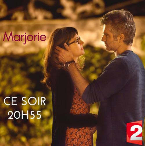 Marjorie épisode 4 sur France 2 bientôt ? série renouvelée pour 2017  ?