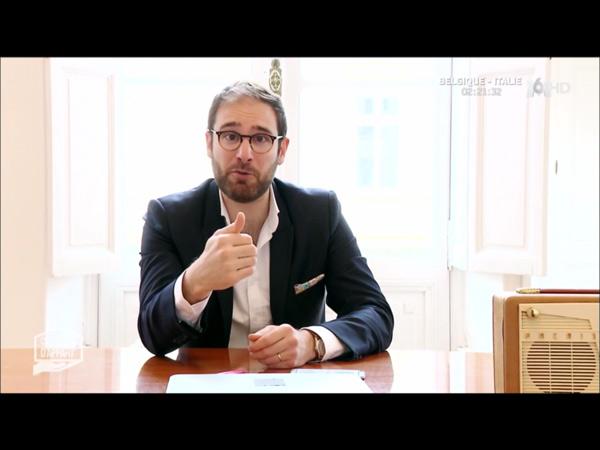 Vos avis sur Mathieu dans chasseurs d'appart sur M6 : il revient. Après le peignoir quoi d'original ? :)