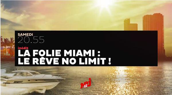 Vos avis et commentaires sur le doc La folie à  Miami de NRJ12 le 18 juin 2016