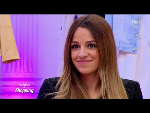 Vos avis sur Mounia dans les reines du shopping #LRDS sexy en pantalon