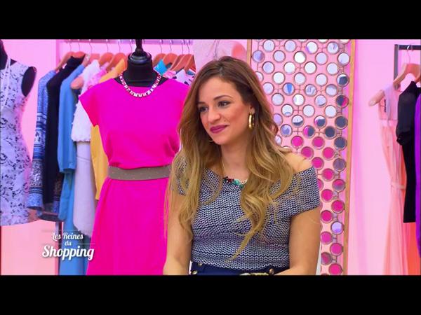Mounia pas de bonnes notes par stratégie dans les reines du shopping ? #LRDS