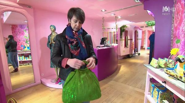 Vos avis sur Nadège la blogueuse Vintage des reines du shopping