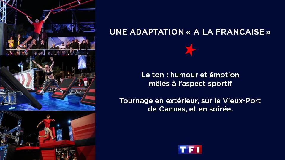 Ninja Warrior sur TF1 la date de diffusion dévoilée !