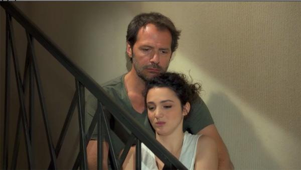 Franck et Emma toujours soudés malgré l'épreuve