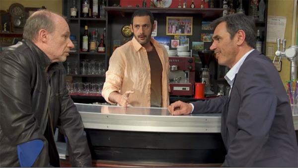 Patrick convainc Leo de manger un bon petit plat de Francesco