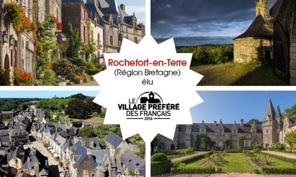 Rochefort en terre vos avis sur le plus beau village des français en 2016