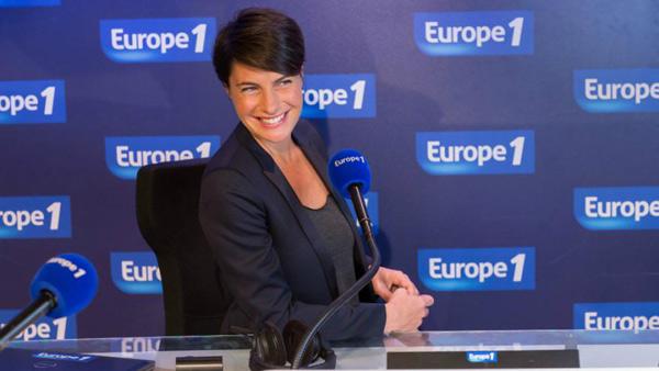 Alessandra Sublet le retour sur Europe 1 à la rentrée 2016 l'après midi