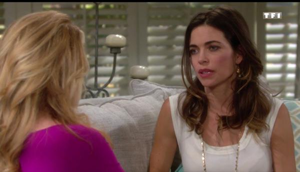 Victoria hésite à reprendre Billy dans sa vie #LFDLA
