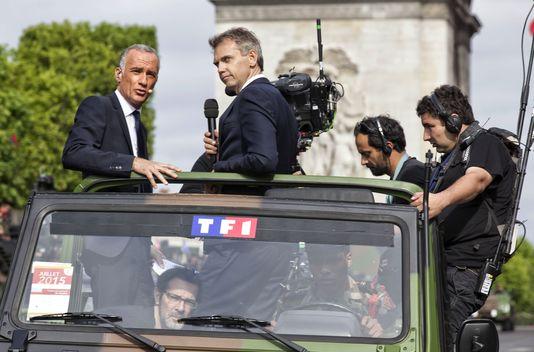 Vie Politique sur TF1 : que pensez vous du magazine politique par rapport à 7 sur 7 d'Anne Sinclair ? (souvenir !!)