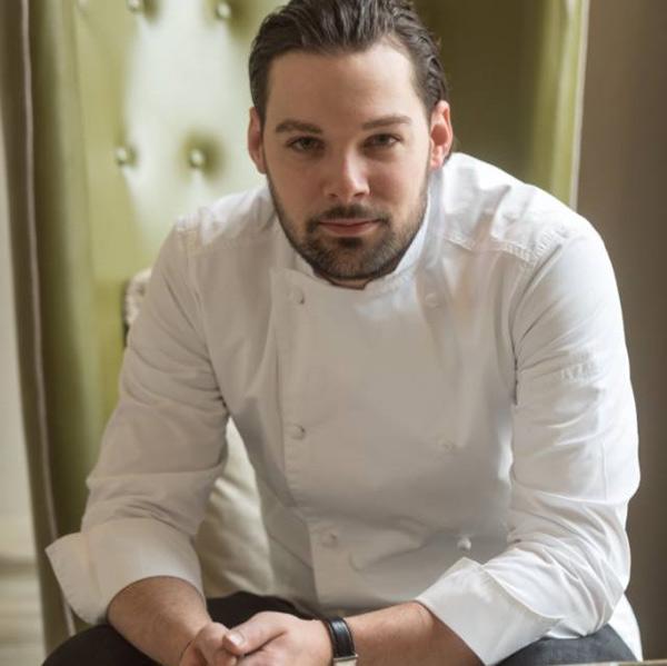 Xavier Pincemin bientôt chef de cuisine au Trianon Palace à Versailles : montée de grade !! / Photo Facebook Xavier Pincemin officiel