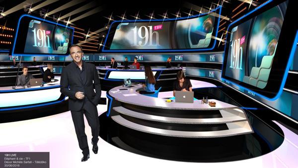 Vos commentaires au magazine 19h Live sur TF1