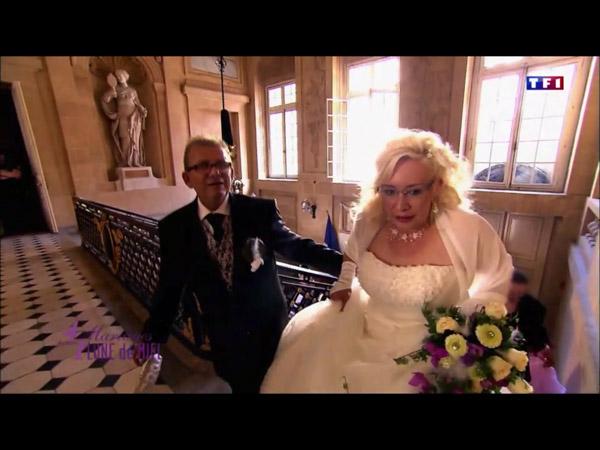 Laurence et Patrick  leur mariage dans 4 mariages pour 1 lune de miel