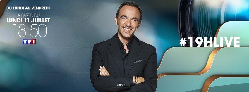 19h Live le nouveau pari risqué de TF1 pour son access de 19h ?