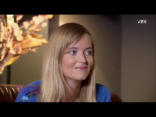 Adeline la mariée la plus jolie de la semaine de TF1 ?
