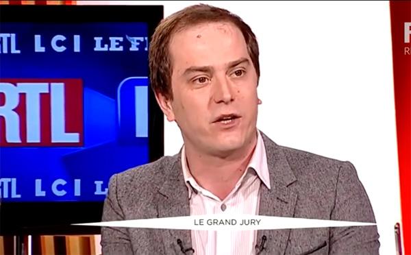 Benoit Gallerey le nouveau talent TF1 dans 19h Live !!