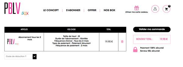 Acheter PBLV Box la box surprise de Plus belle la vie officiel