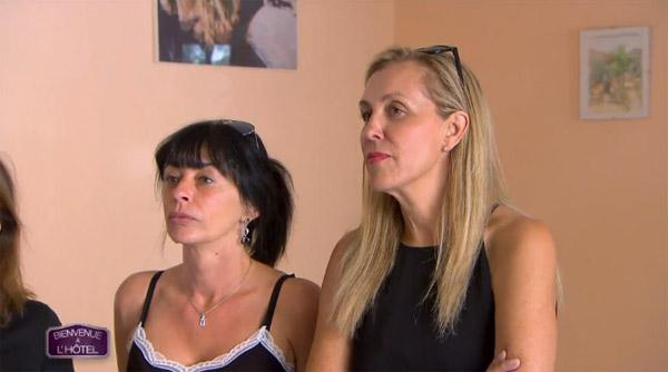 Vos avis et commentaires sur Adeline et Nathalie dans Bienvenue à l'hotel de TF1 avec l'adresse de l'établissement